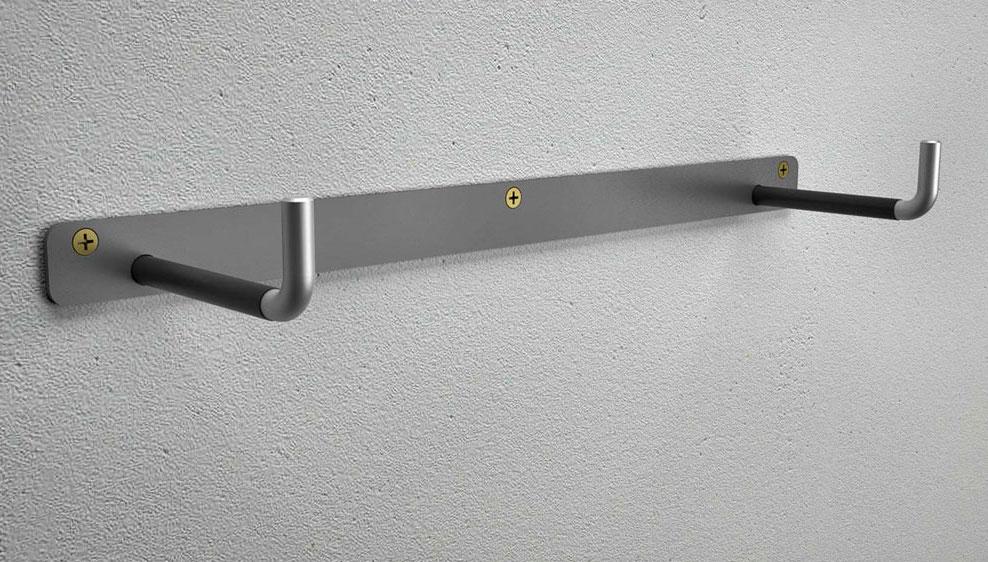 Gancio Per Sedie Pieghevoli.Sedia Salvaspazio Ultra Slim Arki Project Design